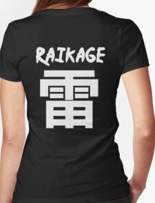 Raikage Womens Fitted T-Shirt