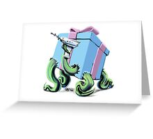 What's In The Box?! Greeting Card