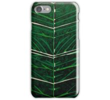 Leafy Green iPhone Case/Skin