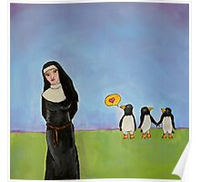 Nun of Your Business Poster