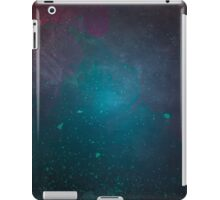 Watercolor Space iPad Case/Skin
