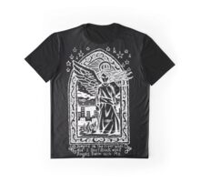 Black Eyed Angels - Inverted  Graphic T-Shirt