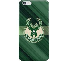 Milwaukee Bucks basketball team iPhone Case/Skin