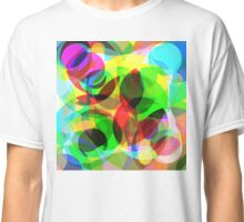 Artworksy Abstract Leaf Classic T-Shirt