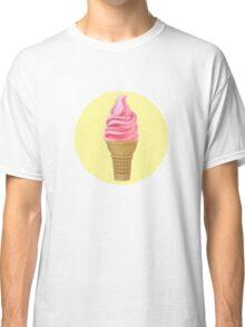 Sweet Summer Fun Yellow Classic T-Shirt