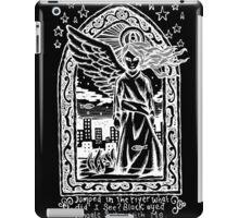 Black Eyed Angels - Inverted  iPad Case/Skin