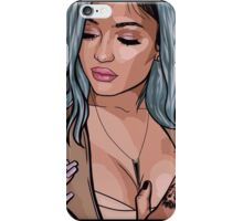 Kylie Jenner Vector iPhone Case/Skin