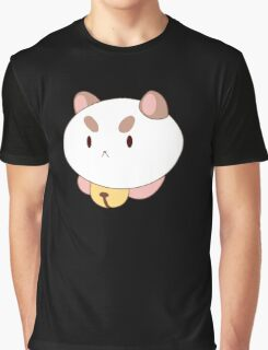 Puppycat Peasant Graphic T-Shirt