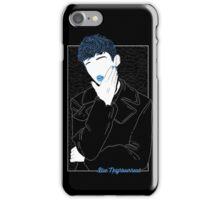 Troye Sivan Blue Neighbourhood iPhone Case/Skin