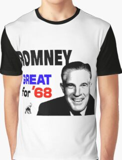 ROMNEY GREAT FOR 68 Graphic T-Shirt