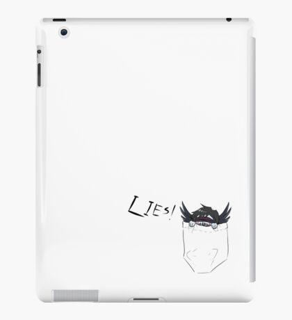 Lie Detector iPad Case/Skin