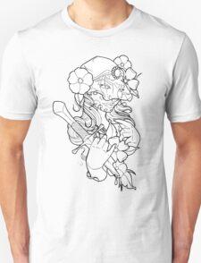 Sword Veil Babe Unisex T-Shirt