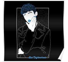 Troye Sivan Blue Neighbourhood Poster