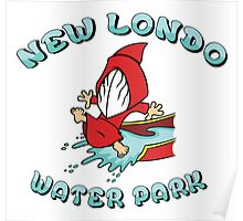 New Londo Water Park Poster