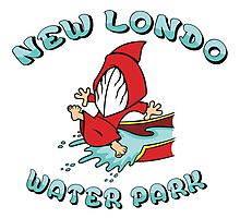 New Londo Water Park Photographic Print