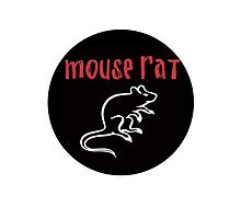 Mouse Rat by nerdissimo