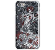 Magic violin iPhone Case/Skin