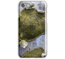 Green Fungi iPhone Case/Skin