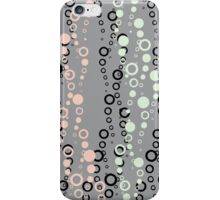 Let the champagne flow iPhone Case/Skin