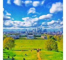 London - Greenwich I Photographic Print