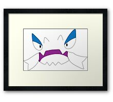 Drapion male Framed Print