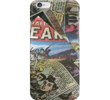 Collection Of Vintage Horror iPhone Case/Skin