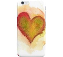 Aceo heart # 3 iPhone Case/Skin
