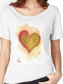 Aceo heart # 3 Women's Relaxed Fit T-Shirt