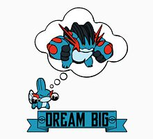 Mudkip Dream Big Tank Top