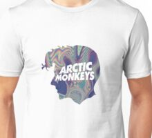Arctic Monkeys Holographic Unisex T-Shirt