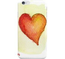 ACEO Heart 4 iPhone Case/Skin