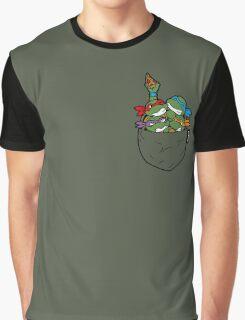 Pocket Ninjas Graphic T-Shirt