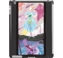 Haunted Universe - The Ballerina and THE CROCODIIILE iPad Case/Skin
