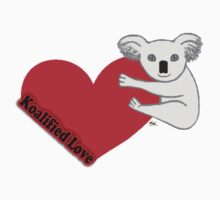 koalafied love Kids Tee