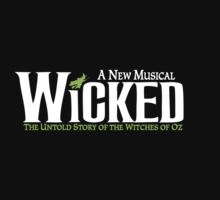 "Shiz University - Wicked ""Elphie"" Version Wicked Musical by Alem1980"