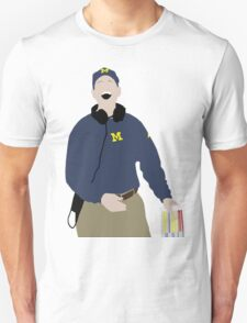 Jim Harbaugh T-Shirt