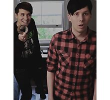 Duct Tape Phan~  Photographic Print