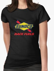"Sunoco ""On Your Left Running Club"" Kessel Fun-Run PC Gaming Master Race Womens Fitted T-Shirt"