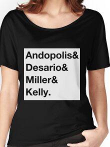 Freaks & Geeks Women's Relaxed Fit T-Shirt