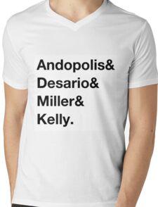 Freaks & Geeks Mens V-Neck T-Shirt