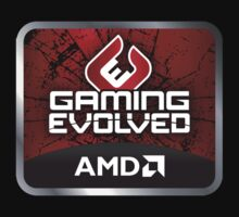 AMD Game PC Master Race Revolution WASD by Alem1980