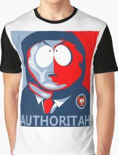Respect my Authoritah Graphic T-Shirt