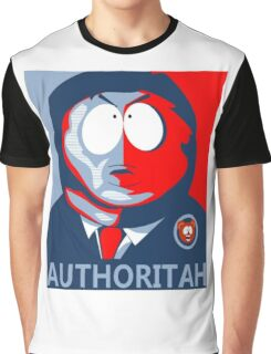 Respect my Authoritah Graphic T-Shirt