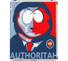 Respect my Authoritah iPad Case/Skin