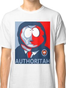 Respect my Authoritah Classic T-Shirt