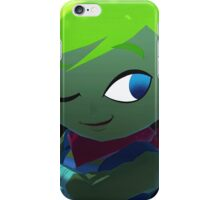 leafy is here iPhone Case/Skin
