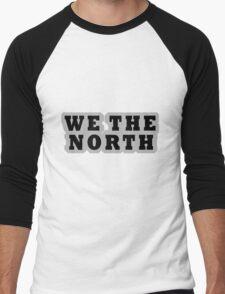WE THE NORTH Men's Baseball ¾ T-Shirt