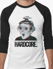 Hardcore Meme Boy (3D vintage effect) T-Shirt