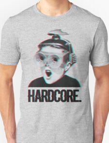 Hardcore Meme Boy (3D vintage effect) T-Shirt