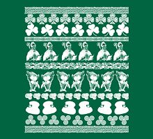Ugly Irish Sweater for St Patricks Day Unisex T-Shirt